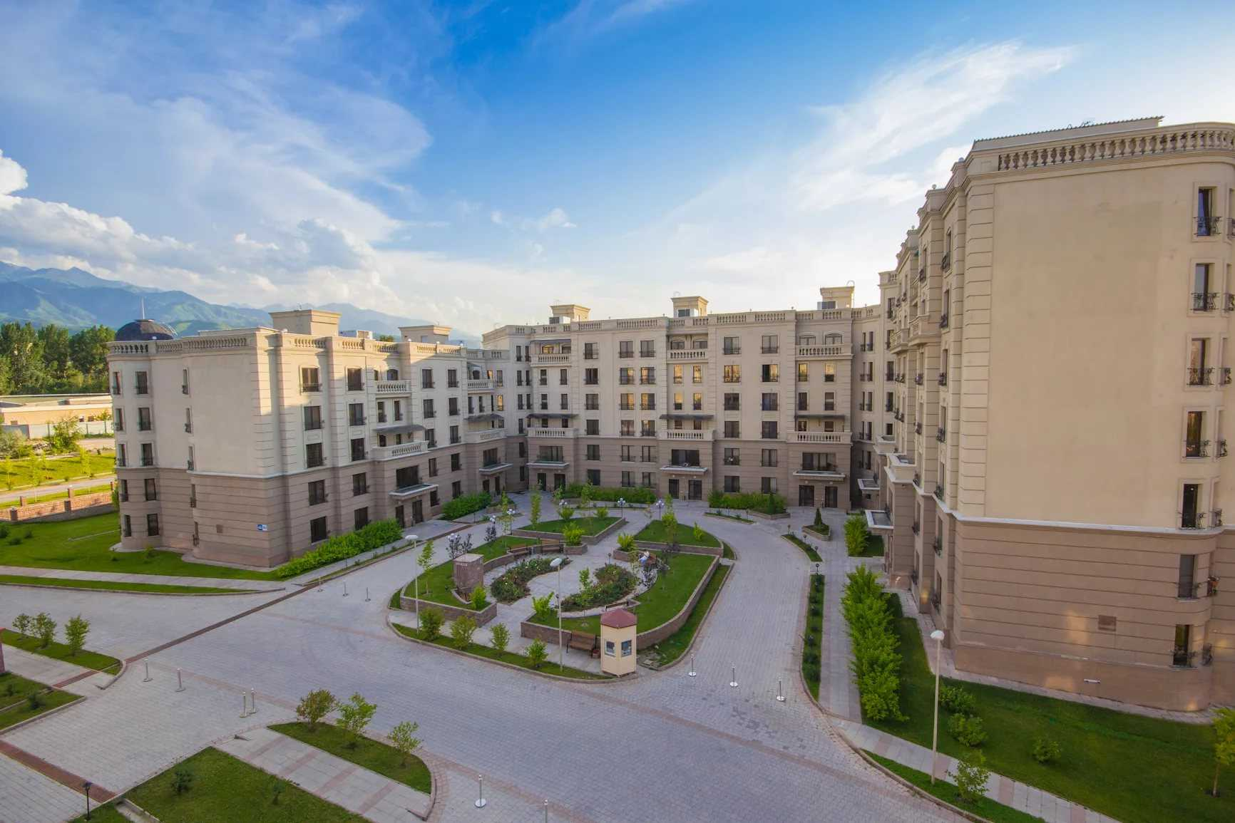 Sun valley residential complex