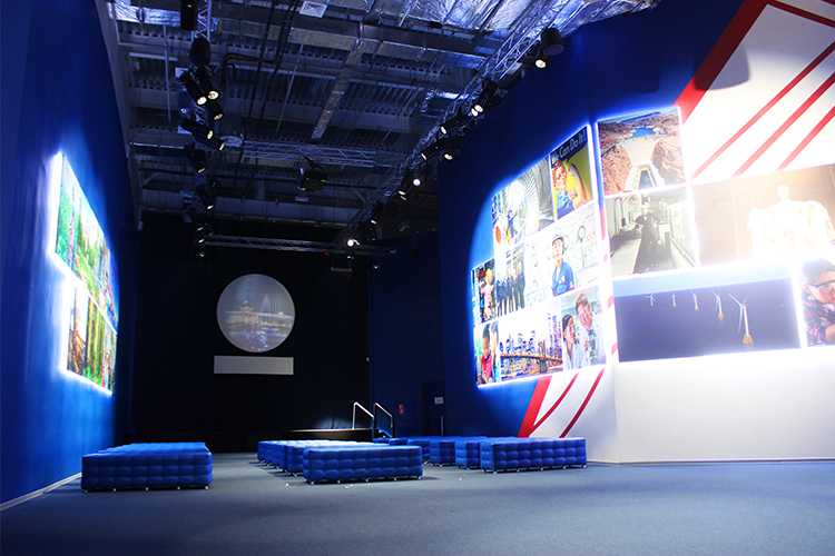 EXPO-2017: Американский павильон