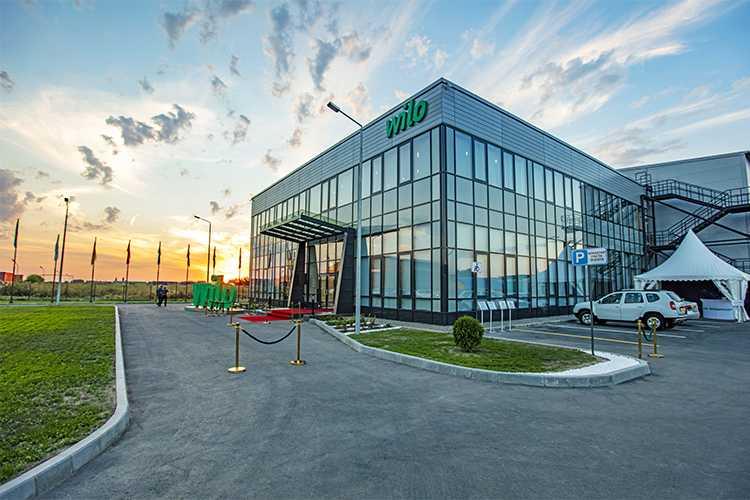 Административное здание и склад «Wilo Central Asia»