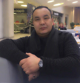 Самат Токанов