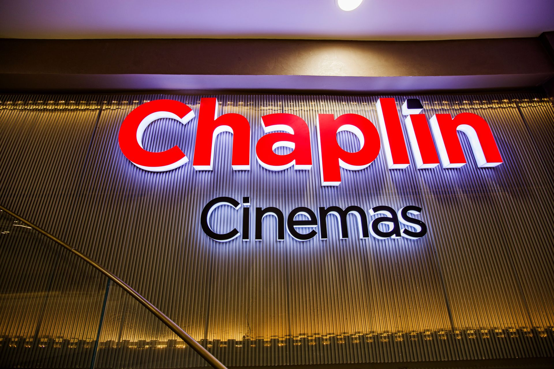 CHAPLIN CINEMAS